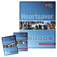 CPR_AED CPR Training Books